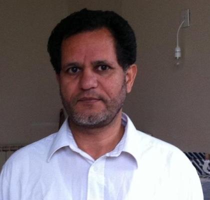Tanvir Afzal Portrait