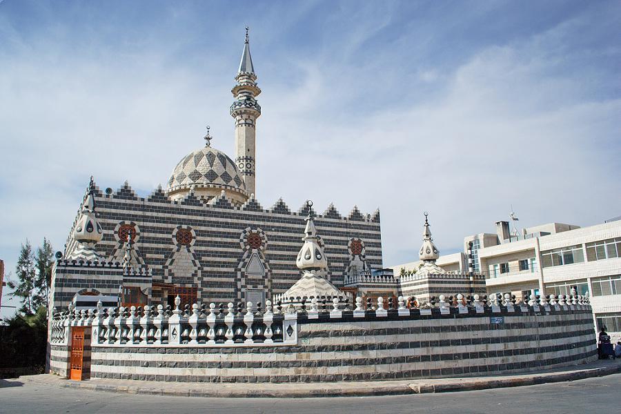 ابو دوریش مسجد اردن