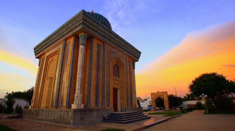 ابو منصور مسجد سمرقند