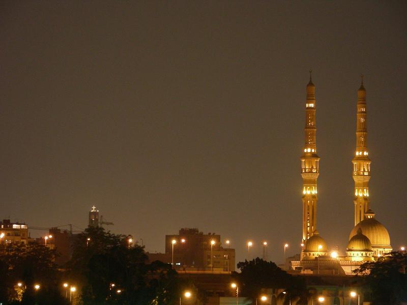 النور مسجد قاہرہ