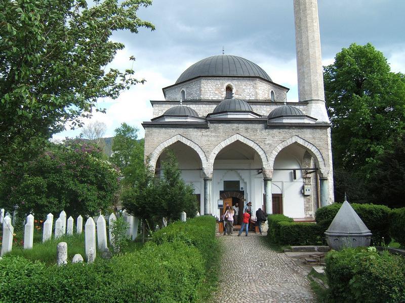 علی پاشا مسجد سراجیوو