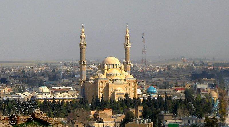 مرکزی مسجد اربیل، عراق