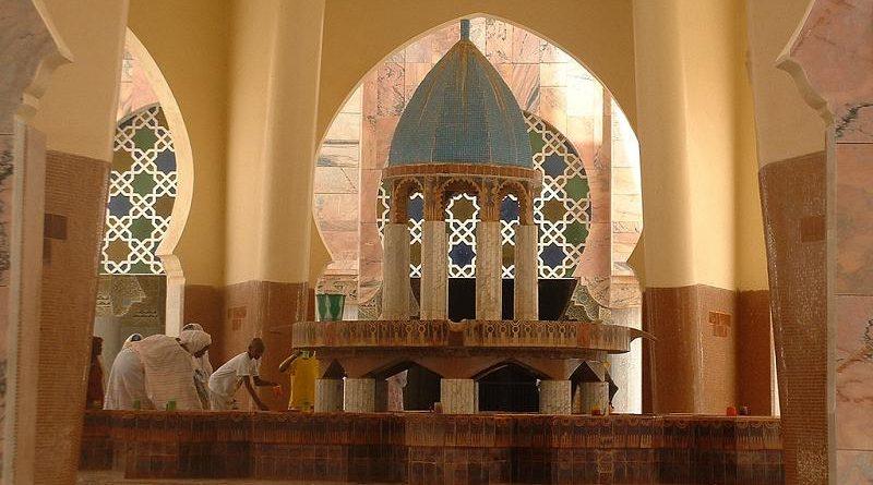 جامع مسجد طوبہ، سینیگال