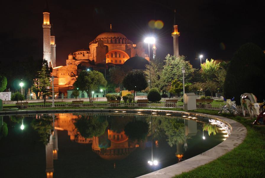 آیا صوفیہ ترکی