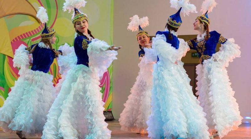 پاکستانی برادری نے ماسکو میں نوروز کے جشن میں شرکت کی