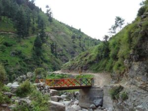 Miandam-Swat-a-bridge-over-stearm-with-hills