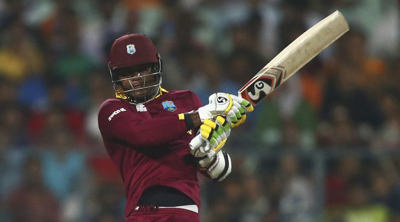 during the ICC World Twenty20 India 2016 Final match between England and West Indies at Eden Gardens on April 3, 2016 in Kolkata, India.