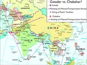 Chabahar-vs-Gwadar-map