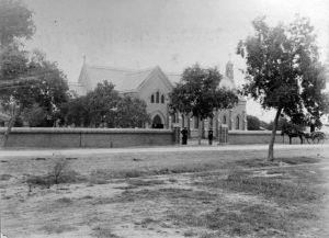 Church in Westridge #Rawalpindi. Circa, 1906