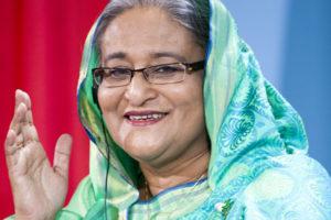 Hasina-Wajid