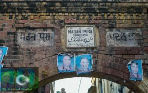 Madan Pura; An Old settlement of #Rawalpindi in Gowalmandi area established before Partition.