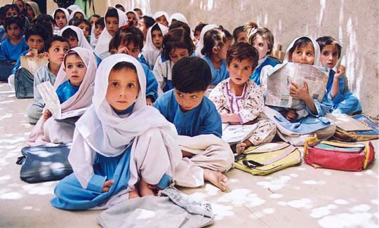 Pakistan-School-Children