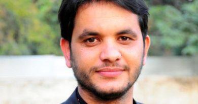 Shahid abbas Kazmi (Pic)