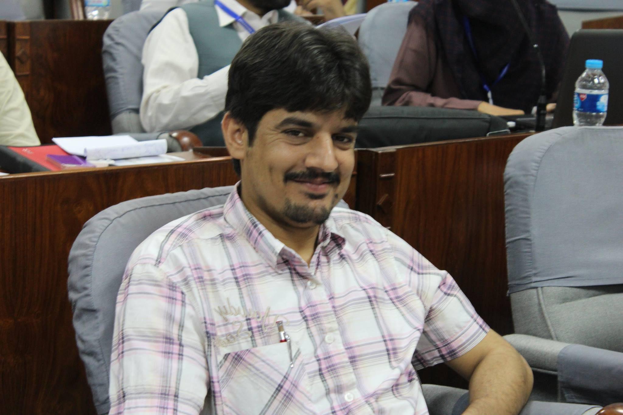 Wajid Mahmood Khattak
