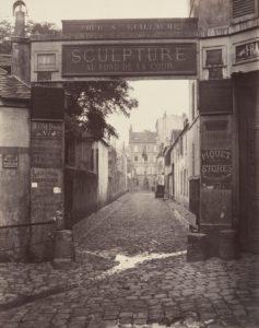 Cour Saint-Guillaume (Ninth Arrondissement), 1866–67.