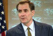 پاکستان میں جمہوری حکومت اور پر امن احتجاج کی حمایت کرتے ہیں، امریکا