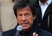عمران خان کی بلی تھیلے سے باہر
