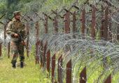 بھارت کا آئندہ سال پاکستان کے ساتھ بارڈر سیل کرنے کا اعلان