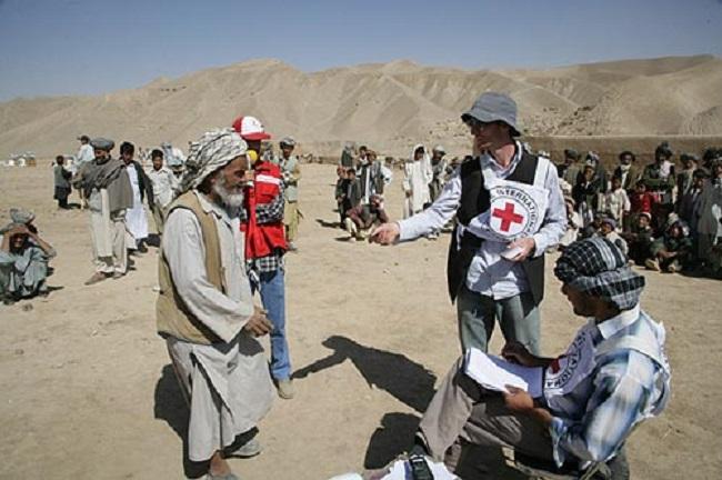 لاکھوں افغانوں کی زندگی کو خطرے کا امکان: ریڈ کراس