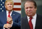 ٹرمپ کی وزیراعظم نواز شریف سے گفتگو پر امریکی میڈیا حیران و پریشان