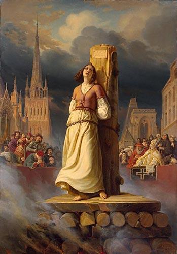 جب یورپ میں انسانوں کو گناہگار قرار دے کر زندہ جلایا جاتا تھا!