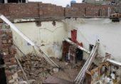 مالا کنڈ میں مکان کی چھت گرنے سے ماں اور 2 بچے جاں بحق