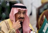 سعودی شاہ نے خوشامدی کالم نگار کی اخبار سے چھٹی کروا دی
