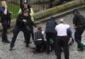 برطانوی پارلیمنٹ کے قریب دہشت گرد حملے میں چار افراد ہلاک