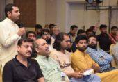 """اسلام آباد ادبی میلے میں """"ہم سب"""" کے سیشن پر کچھ تاثرات"""