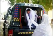 امتحان میں نقل کا الزام: پولیس لڑکیوں کو گرفتار کر کے گشت کرواتی رہی۔۔۔