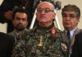 افغان آرمی چیف اور وزیر دفاع نے استعفیٰ دیدیا