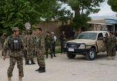 افغان فوجی اڈے پر حملہ