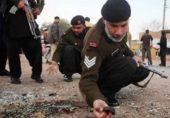 تربت میں ایف سی کی گاڑی کے قریب دھماکا، 4 اہلکار شہید اور 3 زخمی