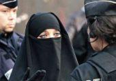 جرمنی میں خواتین سرکاری ملازمین کے نقاب پہننے پر پابندی