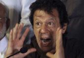 عمران خان کی للکار
