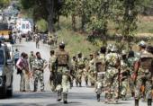 بھارتی ریاست چھتیس گڑھ میں باغیوں کا حملہ، 26 اہلکار ہلاک