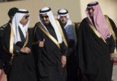 سعودی شاہی خاندان میں پھوٹ: کیا شاہ سلمان اپنے تخت کو بچا پائیں گے؟