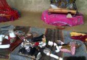 ٹھٹہ: مندر پر حملہ کرنے والوں کے خلاف توہین مذہب کا مقدمہ