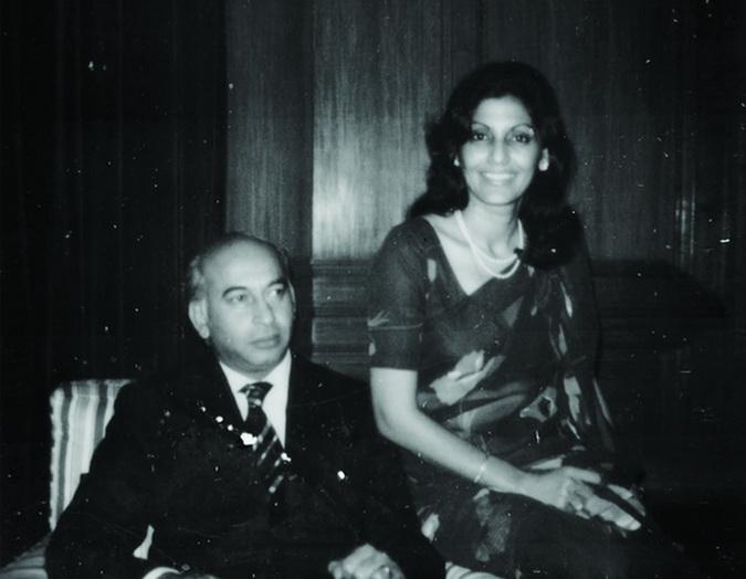 ذوالفقار علی بھٹو اور حسنہ شیخ: ایک پس پردہ محبت کی کہانی (1)