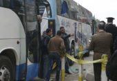 مصر میں عیسائیوں کی بس پر فائرنگ سے 35 افراد ہلاک