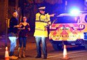 مانچسٹرمیں خود کش حملہ کرنے والے کا نام سلمان عبیدی ہے، برطانوی پولیس