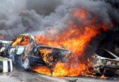 خیبر ایجنسی میں ریمورٹ کنٹرول دھماکہ: پانچ افراد جاں بحق