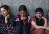داعش نے عورتوں اور لڑکیوں کو جنسی تسکین کے لیے باندیاں بنا رکھا ہے