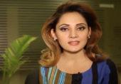ٹی وی اینکر غریدہ فاروقی کے خلاف گھریلو ملازمہ کو حبس بے جا میں رکھنےکے الزام میں مقدمہ درج