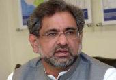 گھر کی صفائی ہونی چاہئے: وزیراعظم شاہد خاقان عباسی