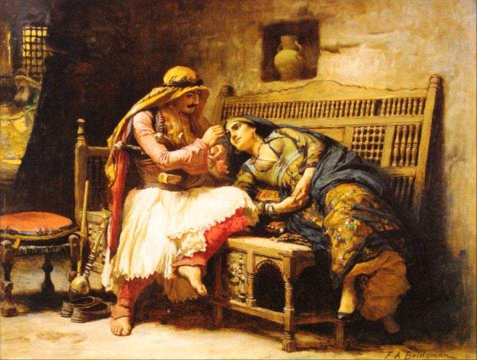 تاریخ میں عرب عورت کی حالت زار