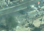 لاہور میں خودکش حملے میں 10 پولیس اہلکاروں سمیت 25 افراد شہید، 52 زخمی