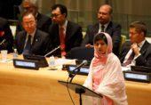 ملالہ پاکستان میں تعلیمی انقلاب لانے کی اہل ہے