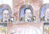 پاناما مقدمے کے جج دیگر بینچوں میں شامل