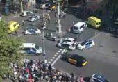 اسپین کے شہر بارسلونا میں دہشت گرد حملہ: تیرہ افراد ہلاک